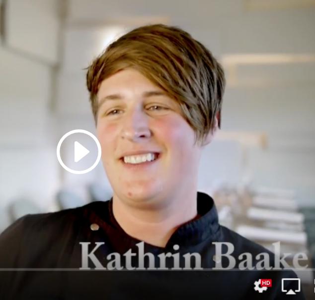 Head Chef Kathrin Baake